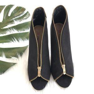 JustFab Heels Sandals brand new